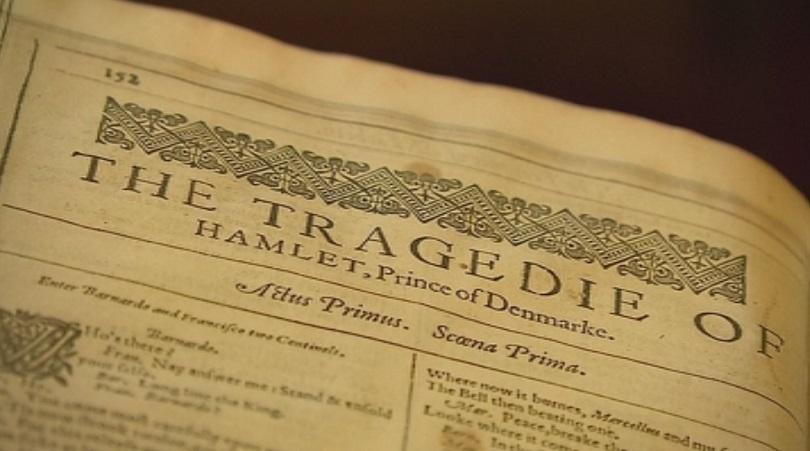 снимка 2 Откриха Първо фолио на Шекспир на шотландски остров