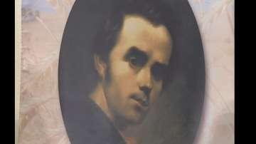 Изложба на картини за Тарас Шевченко