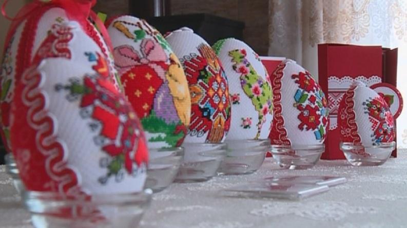 снимка 1 Шевици върху великденски яйца