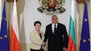 Беата Шидло и Бойко Борисов се обединиха против Европа на две скорости
