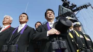 Премиерът на Япония направи промени в правителството