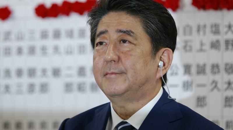 Шиндзо Абе отново стана премиер на Япония