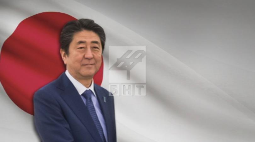 премиер япония идва първи път българия