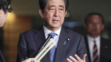 Шиндзо Абе се надява на напредък по пътя към мирен договор с Русия