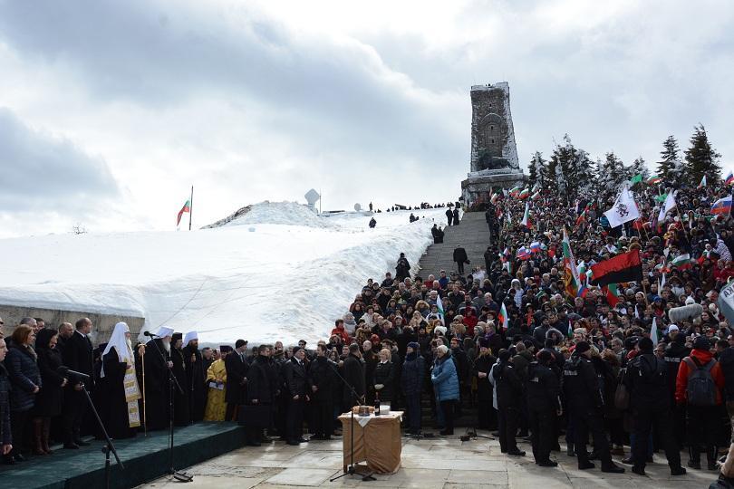 България чества националния си празник - 3 март! (ГАЛЕРИЯ)
