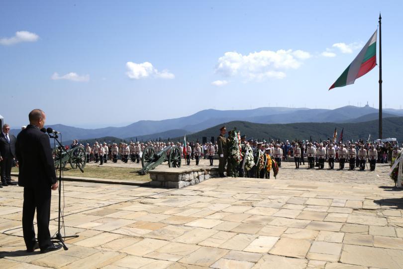 снимка 1 141 г. от Шипченската епопея, решила края на Руско-турската освободителна война