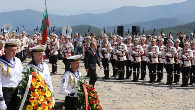 снимка 3 141 г. от Шипченската епопея, решила края на Руско-турската освободителна война