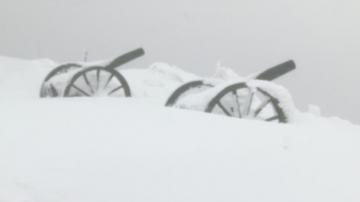 Проблеми в почистването на връх Шипка за празника