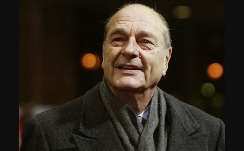 снимка 1 Почина бившият френски президент Жак Ширак