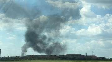 Успокоява се обстановката след големия пожар в Шишманци
