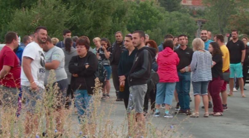 За седмица се прекратяват протестите на живеещите близо до депото
