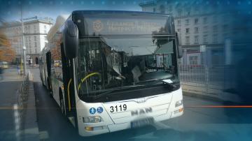 Увеличават поетапно заплатите на шофьорите в столичния градски транспорт