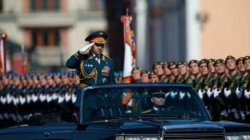 Сергей Шойгу: Русия ще извършва големи военни маневри на всеки пет години