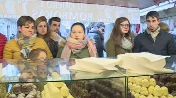 Шоколадово царство се появи в Португалия