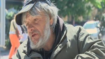 Великденът на един бездомен