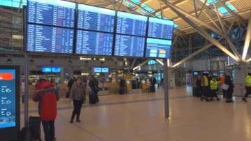 Отменени полети на летището в Хамбург заради стачка