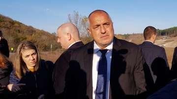 Бойко Борисов: Държавата не е в колапс