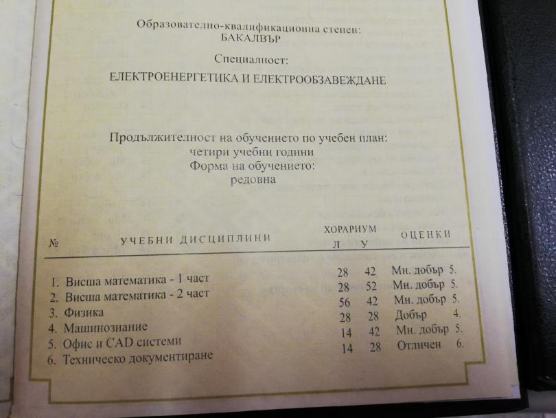 снимка 3 Разбиха престъпна схема за фалшиви дипломи в Шумен (СНИМКИ)