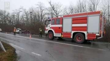Тежка катастрофа край Шумен