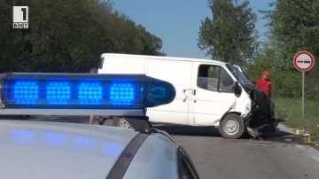 При тежък пътен инцидент край Шумен загина бебе
