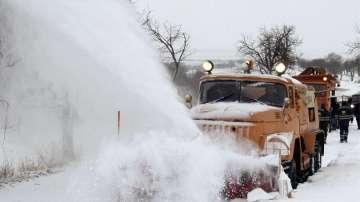 Oт 1 ноември се въвежда зимното поддържане на републиканските пътища