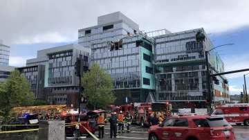 Четирима души загинаха при падане на строителен кран в Сиатъл