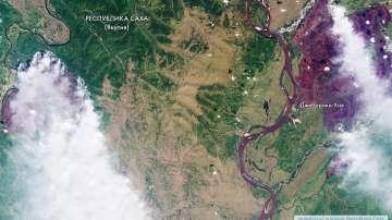Над 1,5 млн. хектара земя поразени от пожарите в Сибир и руския Далечен изток