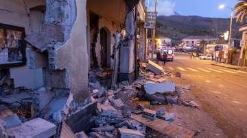 370 души са останали без дом след земетресението в Сицилия