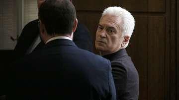 Волен Сидеров осъден на пробация по две дела за хулиганство