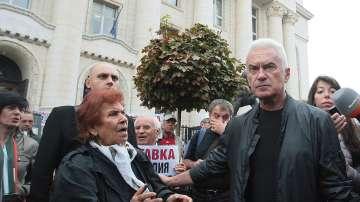 И Волен Сидеров влиза в битката за кмет на София