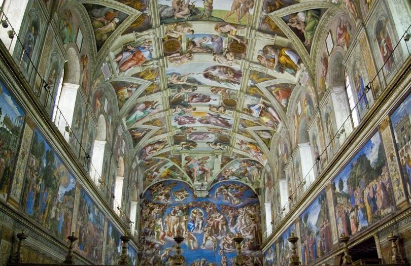 разследват хора сикстинската капела финансови залоупотреби пране пари