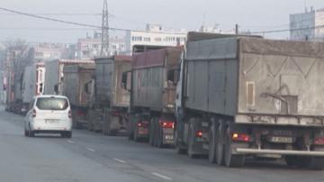 Внасят предложение за временна забрана за тирове по улиците на Силистра