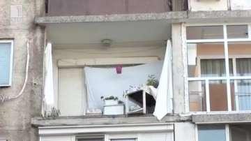 Възрастна жена е с опасност за живота след срутване на тераса в Силистра