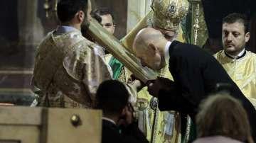 Молебен отбеляза юбилея на Симеон Сакскобургготски