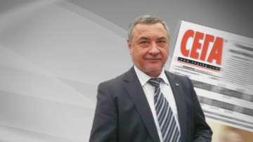 БСП и ДПС настояват за оставката на Валери Симеонов