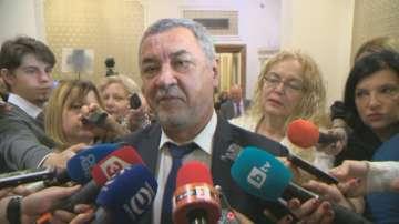 Кандидатурата на Сотир Цацаров за шеф на КПКОНПИ не е съгласувана с НФСБ