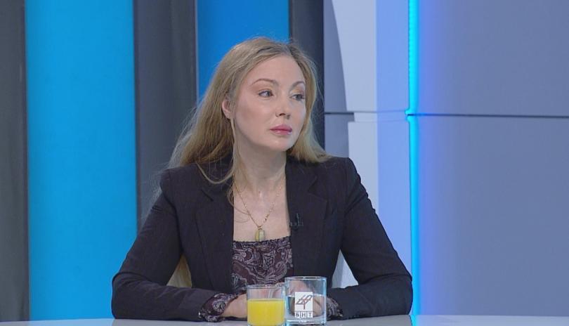 Директорът на Изпълнителната агенция по трансплантации д-р Марияна Симеонова е