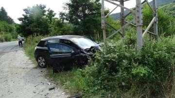 Тежка катастрофа затвори пътя Симитли - Банско