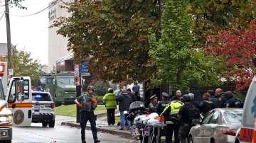 8 жертви след стрелбата в Питсбърг, нападателят е задържан