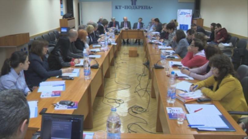 София е домакин на синдикална среща на европейските столици
