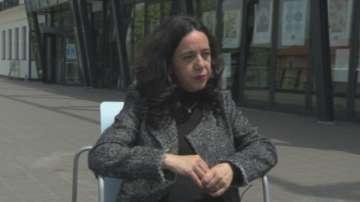 Ексклузивно пред БНТ - Алисия Синтес откривателката на гравитационните вълни