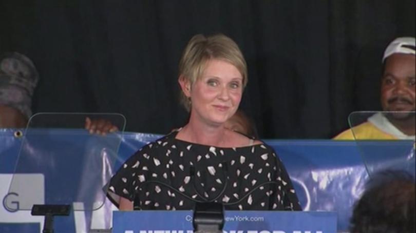 Синтия Никсън загуби надпреварата за губернатор на Ню Йорк