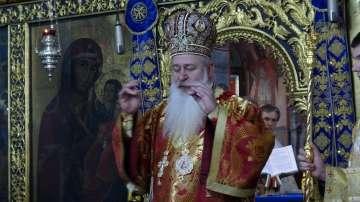 На Великден в Бачковския манастир: Посланията на новия игумен Дядо Сионий