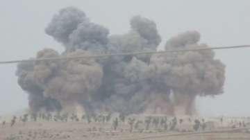 Турската армия подложи на обстрел база в Сирия