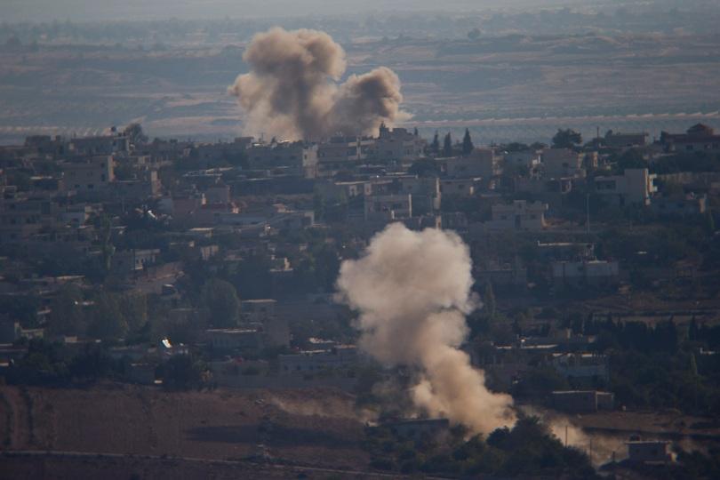 Съобщенията за ново ракетно нападение в Сирия се оказаха фалшива тревога
