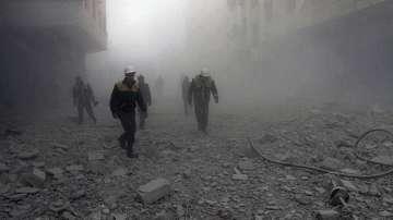 31 цивилни загинаха при въздушни удари по бунтовници в Сирия