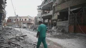 Съветът за сигурност на ООН се събира на заседание за Сирия
