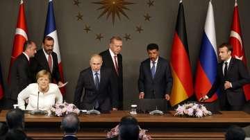 Решаваща среща за съдбата на Сирия в Истанбул