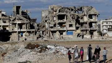 2018-та е годината с най-малко жертви на войната в Сирия