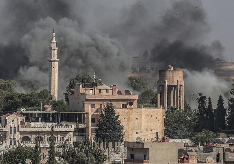 турция сме блокирали отстъплението кюрдски сили сирия